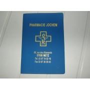 Pochette Pour Ordonnances Cover For Medical Prescriptions