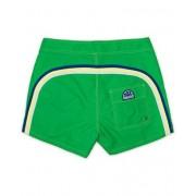 Sundek Rainbow Mid Length Swim Shorts Bright Green