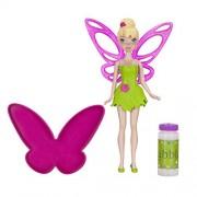 Disney Fairies 23 Cm Bubble Fairy Doll - Tinker Bell
