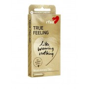 RFSU True Feeling Condoms 8-pack Kondomer Transparent