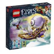 LEGO® ELVES AIRA CU NAVA EI ZBURATOARE SI URMARIREA AMULETEI - 41184