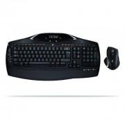 Kit tastatura si mouse Logitech Kit Cordless Desktop MX 5500