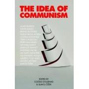 The Idea of Communism by Slavoj Zizek