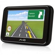 Navigator GPS 4.3'' Mio Spirit 4970 FEU LMU TMC harta full Europa + actualizari gratuite (Mio)