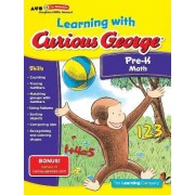 Learning with Curious George Preschool Math by The Learning Company