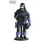 Highly Detail Special Forces Action Figure SWAT TEAM-ASSUALTER