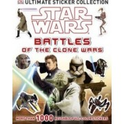 Star Wars: Battles of the Clone Wars by Kathryn Hill