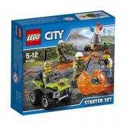 City - Vulkaan starter set 60120