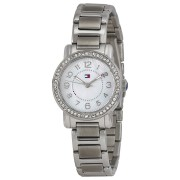 Tommy Hilfiger Women's 1781478 Silver Analog Quartz Watch