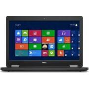 Laptop Dell Latitude E5550 i3-5010U 1TB 4GB WIN7 Pro HD 3ani garantie