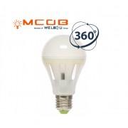 MCOB Crystal LED žiarovka 8W