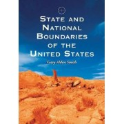 State and National Boundaries of the United States by Gary Alden Smith