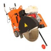 Masina de taiat beton/asfalt Bisonte MTA500-H, motor Honda GX390, 11.7 CP, 500 mm