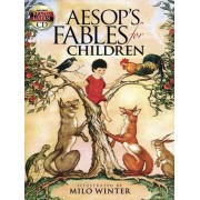 Aesop's Fables for Children [With CD]