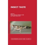 Insect Taste: Volume 63 by Philip Newland