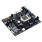 Gigabyte H81M-S2H Carte mère Intel Micro ATX Socket LGA1150 Noir