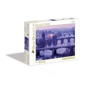 Clementoni Jigsaw Puzzle - Travel Collection - Prague - 1000 Pieces