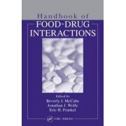Handbook of Food-Drug Interactions by Beverly McCabe-Sellers