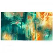 Quadro em Impressão Digital 55x100 cm Abstrato Tiffani