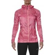 asics fuzeX Kurtka do biegania Kobiety różowy Kurtki do biegania