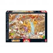 Educa Ókori Róma puzzle, 1000 darabos