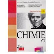 Manual chimie clasa 12 C1 - Sanda Fatu Cornelia Grecescu Lia Cojocaru