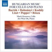 Mark Kosower - Hungarian Music For Cello (0747313057078) (1 CD)