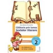 Calatorie prin lumea textelor literare - Clasa 2. Sem. 1 - Ana-Maria Paraschiv