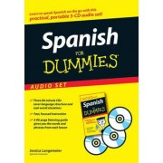 Spanish For Dummies by Jessica Langemeier