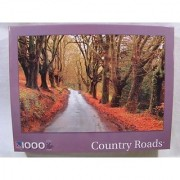Country Roads: Beech Walk Road 1000 Piece Jigsaw Puzzle