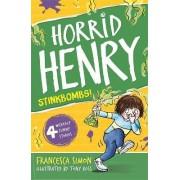 Horrid Henry's Stinkbomb: Book 10 by Francesca Simon