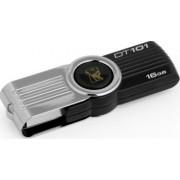 USB Flash Drive Kingston DataTraveler 101 Gen 2 16GB Black