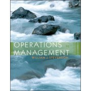 Operations Management: WITH Student DVD by William J. Stevenson
