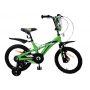 "Bicicleta copii Kawasaki Dirt 16"""
