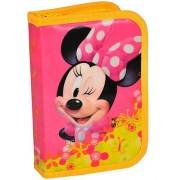 Minnie Mouse kihajthatós tolltartó - töltött