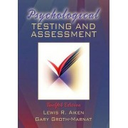 Psychological Testing and Assessment by Lewis R. Aiken