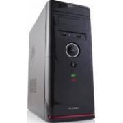 Carcasa Logic Concept A02 cu sursa Logic 500W neagra