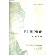 Euripide Electre / Collection Mnemosyne.