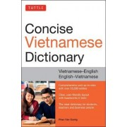 Tuttle Concise Vietnamese Dictionary by Phan Van Giuong