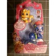 Disney Princess Palace Pets Minis - Mulans Panda Blossom and Rapunzels Kitty Summer