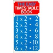 Easy Times Table by Foulsham Books