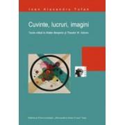 Cuvinte, lucruri, imagini. Teorie critică la Walter Benjamin şi Theodor W. Adorno
