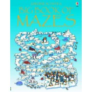 The Big Book of Mazes by K. Blundell
