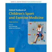 Oxford Textbook of Children's Sport and Exercise Medicine by Neil Armstrong