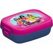 Prinsessia Lunchbox roze