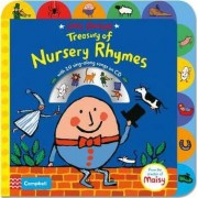 Lucy Cousins Treasury of Nursery Rhymes by Lucy Cousins