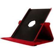 Capa em Pele Rotativa para Samsung Galaxy Tab S 10.5, Galaxy Tab S 10.5 LTE - Vermelho