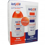 Leti At-4 Crema Corporal 200 ml Promocion