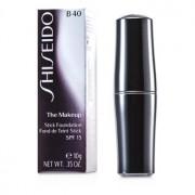 The Makeup Stick Foundation SPF 15 - B40 Natural Fair Beige 10g/0.35oz The Makeup Фон дьо Тен Стик със SPF 15 - B40 Натурално Бледо Бежово