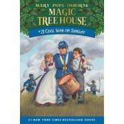Magic Tree House 21 Civil War On Sunday by Mary Pope Osborne